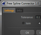 mikeudin-free-spline-connector