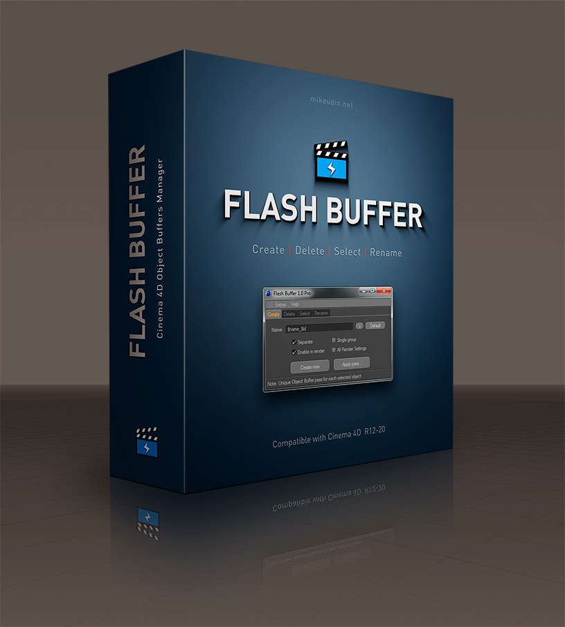 Flash Buffer plugin