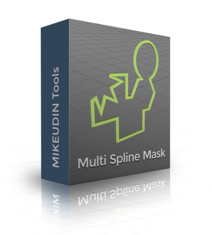 Mike Udin MultiSplineMask preset