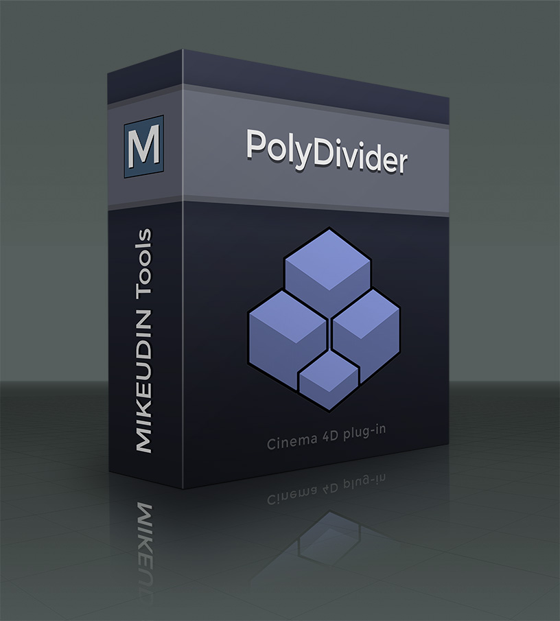 Mike Udin PolyDivider plugin