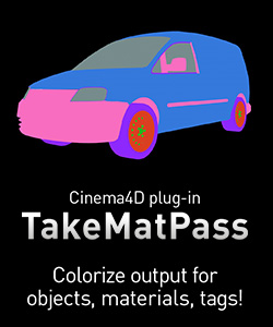 Colorize output for objects, materials, tags!